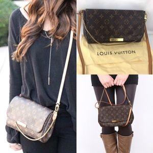 🔥FAVORITE MM🔥 crossbody Louis Vuitton